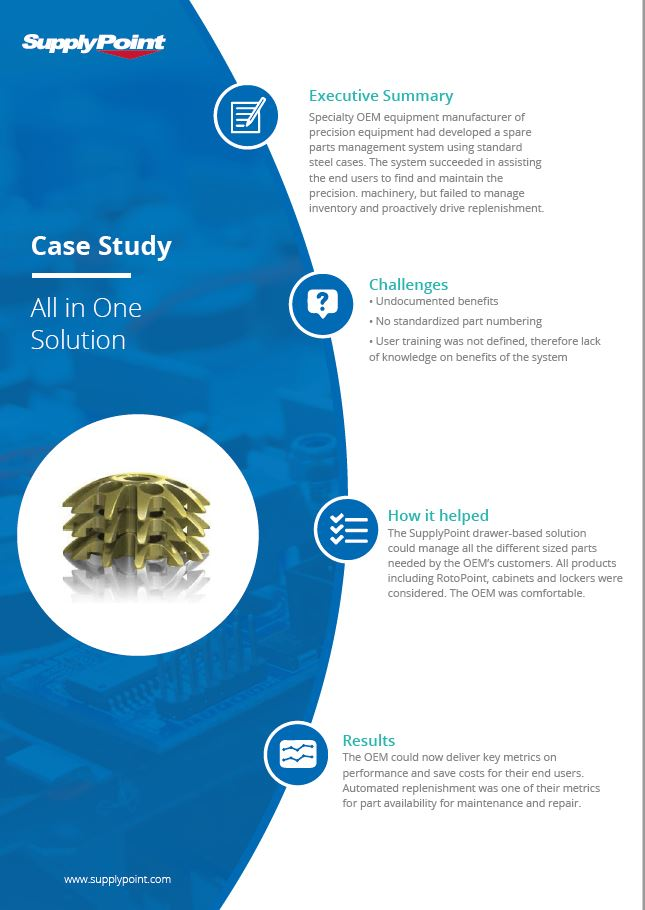 All in solution case study