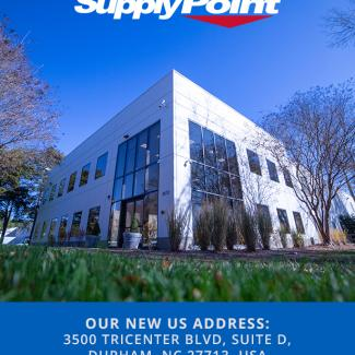 SupplyPoint US new facility